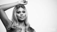 Laverne Cox - 29-05-2014 - Il Time dedica la copertina alla trans Laverne Cox