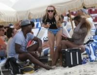 Caroline Wozniacki, Serena Williams - Miami - 31-05-2014 - Matrimonio a sorpresa per Serena Williams