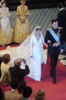 Re Felipe di Borbone, Letizia Ortiz - Madrid - 25-04-2011 - Amal e George: Hello! e People svelano l'abito della sposa