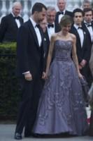 Re Felipe di Borbone, Letizia Ortiz - Londra - 28-04-2011 - Letizia, Rania, Mathilde, Charlene, Maxima: regine di stile