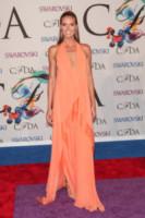 Heidi Klum - New York - 03-06-2014 - Giallo e arancione, colori del sole e dell'estate!