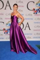 Bridget Moynahan - New York - 03-06-2014 - Il red carpet sceglie il colore viola. Ma non portava sfortuna?