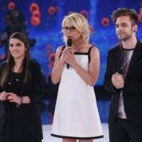 Alessio Bernabei, Dear Jack, Deborah Lurato, Maria De Filippi - 31-05-2014 - Morgan contro tutti: