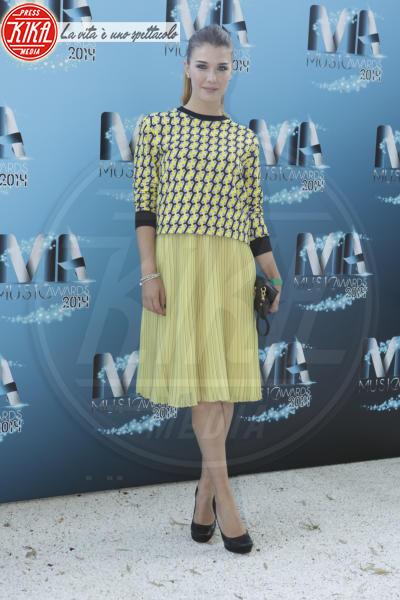 Martina Pinto - New York - 03-06-2014 - Festa della donna? Quest'anno la mimosa indossala!