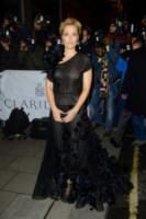 Gillian Anderson - Londra - 05-11-2013 - Paloma Faith e Gillian Anderson: chi lo indossa meglio?