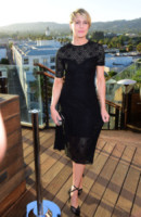 Robin Wright - Beverly Hills - 04-06-2014 - Un classico intramontabile: il little black dress