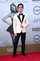 Diego Boneta - Hollywood - 05-06-2014 - Jane Fonda riceve il premio alla carriera dall'AFI