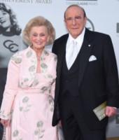 Barbara Davis, Clive Davis - Hollywood - 05-06-2014 - Jane Fonda riceve il premio alla carriera dall'AFI