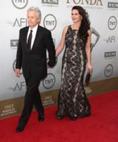 Catherine Zeta Jones, Michael Douglas - Los Angeles - 05-06-2014 - Jane Fonda riceve il premio alla carriera dall'AFI