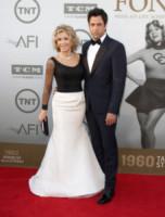 Jane Fonda, Troy Garity - Los Angeles - 05-06-2014 - Jane Fonda riceve il premio alla carriera dall'AFI