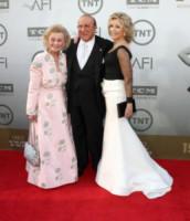 Barbara Davis, Jane Fonda, Clive Davis - Los Angeles - 05-06-2014 - Jane Fonda riceve il premio alla carriera dall'AFI