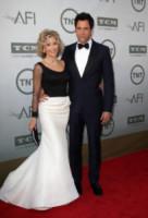 Jane Fonda, Troy Garity - Hollywood - 06-06-2014 - Jane Fonda riceve il premio alla carriera dall'AFI