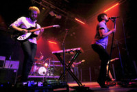 Young the Giant - Milano - 05-06-2014 - I Young the Giant son tornati: show ai Magazzini Generali