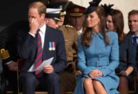 Principe William, Kate Middleton - Inghilterra - 06-06-2014 - Il principe William in lacrime per i ricordi dei veterani