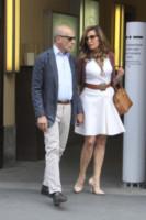 Alessandro Sallusti, Daniela Santanchè - Milano - 06-06-2014 - È Daniela Santanché la regina dell'estate