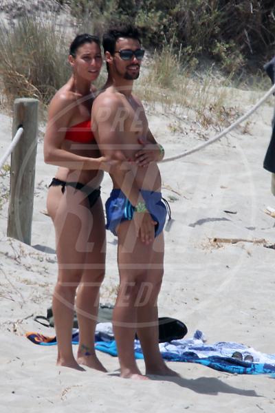 Fabio Fognini, Flavia Pennetta - Formentera - 17-09-2012 - Flavia Pennetta e Fabio Fognini hanno detto sì