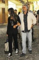 Davide Grillo, Ciro Grillo, Beppe Grillo - Portofino - 09-06-2014 - Beppe Grillo: dopo le sconfitte niente è meglio della famiglia
