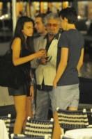 Rocco Grillo, Luna Grillo, Beppe Grillo - Portofino - 09-06-2014 - Beppe Grillo: dopo le sconfitte niente è meglio della famiglia