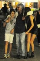 Ciro Guarino, Luna Grillo, Beppe Grillo - Portofino - 09-06-2014 - Beppe Grillo: dopo le sconfitte niente è meglio della famiglia