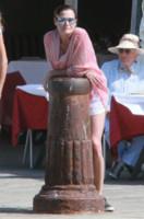 Simona Ventura - Portofino - 07-06-2014 - Per Simona Ventura è già tempo di vacanze al mare
