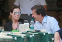 Giangerolamo Carraro, Simona Ventura - Portofino - 08-06-2014 - Galateo da rivedere per il Gerò della Ventura…