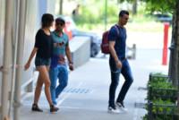 Irina Shayk, Cristiano Ronaldo - New York - 08-06-2014 - Irina Shayk ha occhi solo per Ronaldo, lui solo per il pallone