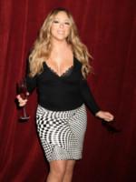 Mariah Carey - New York - 10-06-2014 - Mariah Carey: ancora una volta un'irreale magrezza