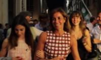 Cristina Parodi - Bergamo - 10-06-2014 - Celebrity, non solo grandi firme: anche il low cost!