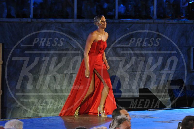 Federica Pellegrini - Roma - 11-06-2014 - Federica Pellegrini, è tutto oro quello che luccica!