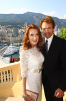 Monte Carlo - 09-06-2014 - I protagonisti delle serie tv di scena a Montecarlo