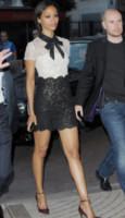 Zoe Saldana - Cannes - 15-05-2014 - Bianco e nero: un classico sul tappeto rosso!