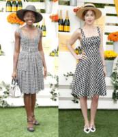 Lupita Nyong'o, Dakota Johnson - 01-06-0000 - Bianco e nero: un classico sul tappeto rosso!