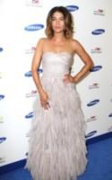 Jessica Szohr - New York - 10-06-2014 - Jessica Alba, in rosso per il Samsung Hope for Children Gala