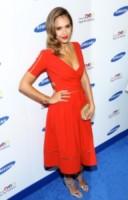 Jessica Alba - New York - 10-06-2014 - Jessica Alba, in rosso per il Samsung Hope for Children Gala