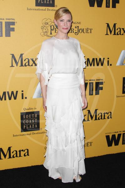 Cate Blanchett - Los Angeles - 11-06-2014 - Quest'autunno, le celebrity vanno… in bianco!