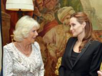 Camilla Parker Bowles, Angelina Jolie - Londra - 13-06-2014 - Angelina Jolie: chiamatemi pure Dame