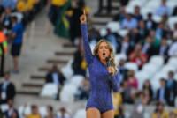 Claudia Leitte - San Paolo - 12-06-2014 - Brasile 2014: J-Lo si scatena alla cerimonia d'apertura