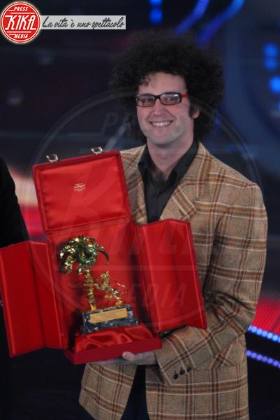 Simone Cristicchi - Sanremo - 05-03-2007 - Sanremo, i vincitori degli ultimi 15 anni