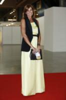 Cristina Parodi - Milano - 12-06-2014 - Giallo e arancione, colori del sole e dell'estate!