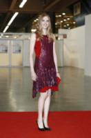 Carolina Kostner - Milano - 12-06-2014 - Le celebrity? Tutte pazze per il bordeaux…