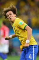 David Luiz - San Paolo - 17-07-2012 - Brasile, buona la prima…con l'aiutino