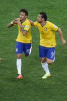Fred Chaves Guedes, Neymar - San Paolo - 12-06-2014 - Brasile, buona la prima…con l'aiutino