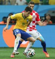 Oscar - San Paolo - 12-06-2014 - Brasile, buona la prima…con l'aiutino