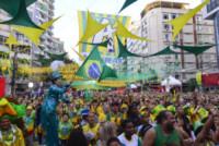 Tifosi Brasile - San Paolo - 12-06-2014 - Brasile, buona la prima…con l'aiutino