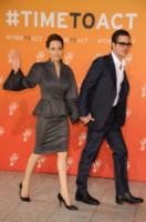 Angelina Jolie, Brad Pitt - Londra - 13-06-2014 - Angelina Jolie: chiamatemi pure Dame