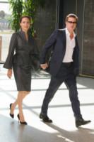 Angelina Jolie, Brad Pitt - Londra - 13-06-2014 - Angelina Jolie a Londra per fermare la violenza sulle donne