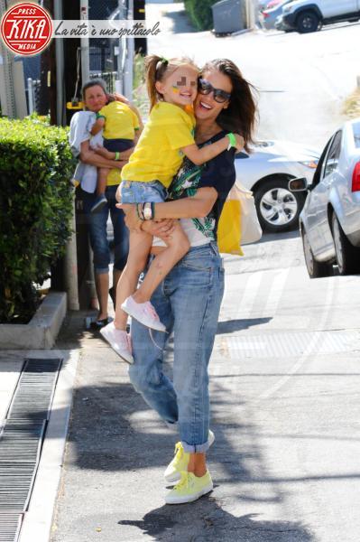 Anja Mazur, Alessandra Ambrosio - West Hollywood - 12-06-2014 - Da Torino con furore: le Superga sono le scarpe delle star