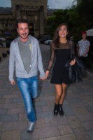 Ludovica Frasca, Luca Bizzarri - Oxford - 13-06-2014 - Il conduttore e l'ex velina sono tornati insieme