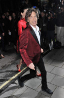 Mick Jagger - Londra - 05-11-2013 - Mick Jagger, se questo è un nonno (per cinque volte)
