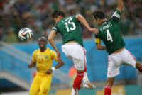 Hector Moreno - Natal - 07-12-2014 - Brasile 2014: Messico batte Camerun 1 a 0